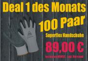 Superflex Montagehandschuhe 100 Paar